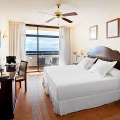 Отель Occidental Jandia Mar 4* Улучшенный номер с разными типами кроватей