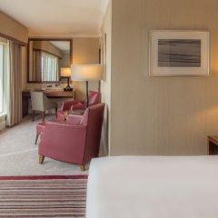 Отель Hilton Glasgow 4* Полулюкс с двуспальной кроватью