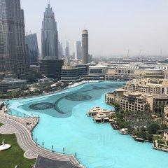 Отель Ultimate Stay 4BR Burj Khalifa view Улучшенные апартаменты