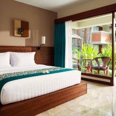 Отель White Rose Kuta Resort, Villas & Spa 4* Номер Делюкс с различными типами кроватей