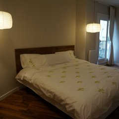 Отель Camino Bed & Breakfast Стандартный номер с двуспальной кроватью (общая ванная комната)