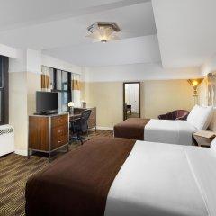 The New Yorker A Wyndham Hotel 2* Стандартный номер с 2 отдельными кроватями