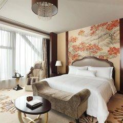 The Westin Pazhou Hotel Номер категории Премиум с различными типами кроватей
