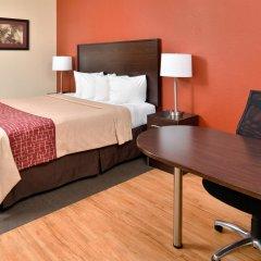 Отель Red Roof Inn & Suites Columbus - W. Broad 2* Улучшенный номер с различными типами кроватей