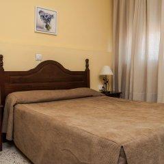 Отель Pension Perez Montilla 2* Стандартный номер с двуспальной кроватью