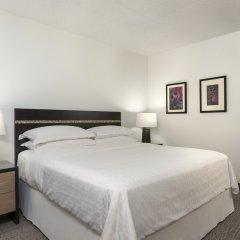 Отель Sheraton Princess Kaiulani 3* Стандартный номер с различными типами кроватей