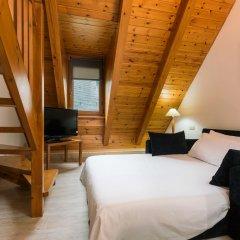 Отель Tryp Vielha Baqueira Люкс разные типы кроватей фото 2
