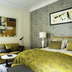 Отель Sofitel Paris Le Faubourg 5* Полулюкс разные типы кроватей фото 3