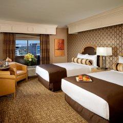 Golden Nugget Las Vegas Hotel & Casino 4* Номер категории Премиум с различными типами кроватей фото 2