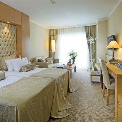 Отель Alkoclar Exclusive Kemer 5* Стандартный номер фото 3
