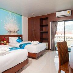 The Crystal Beach Hotel комната для гостей фото 3