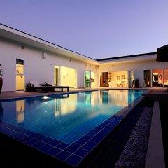 Отель Phuket Lagoon Pool Villa открытый бассейн фото 2