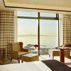 Отель Fairmont Baku at the Flame Towers 5* Номер Делюкс с различными типами кроватей