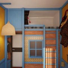Хостел КойкаГо Стандартный номер с разными типами кроватей фото 35