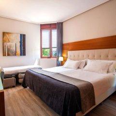 Hotel Silken Amara Plaza 4* Номер Комфорт с различными типами кроватей