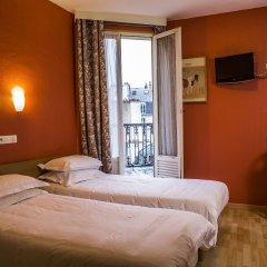 Hotel Des 3 Nations 2* Стандартный номер с различными типами кроватей фото 4