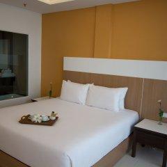Отель Chanalai Hillside Resort, Karon Beach 4* Номер Делюкс с различными типами кроватей фото 3