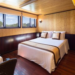 Отель Syrena Cruises 4* Люкс повышенной комфортности с различными типами кроватей