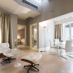 Отель Cavalieri Palace Luxury Residences 2* Улучшенные апартаменты с различными типами кроватей