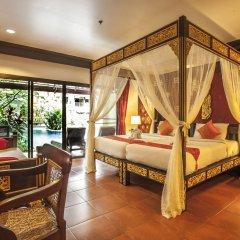 Отель Kata Palm Resort & Spa 4* Номер Делюкс с различными типами кроватей фото 3