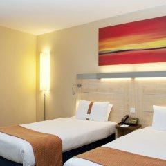 Отель Holiday Inn Express Berlin City Centre-West 3* Стандартный номер с различными типами кроватей фото 2