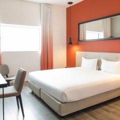 Отель Hipark by Adagio Paris La Villette 4* Студия с различными типами кроватей