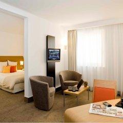 Отель Novotel Budapest City 4* Представительский номер с различными типами кроватей