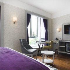 Отель Mercure Tbilisi Old Town Улучшенный номер с различными типами кроватей фото 5