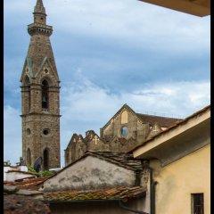 Отель Florentapartments - Santa Croce Студия