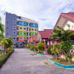 Отель Phaithong Sotel Resort вид на фасад фото 2