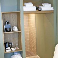 Hotel De Hallen 4* Полулюкс с различными типами кроватей фото 3