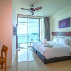 Отель Surin Beach Resort 4* Номер Делюкс
