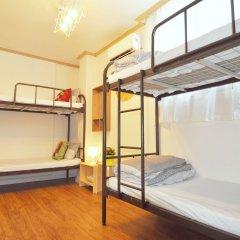 Отель Kimchee Dongdaemun Guesthouse Номер Делюкс