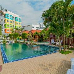 Отель Phaithong Sotel Resort открытый бассейн фото 4