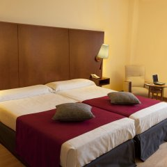 Отель Vincci Ciudad de Salamanca 4* Стандартный номер с различными типами кроватей