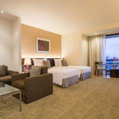 Отель Emporium Suites by Chatrium 5* Номер Делюкс фото 2