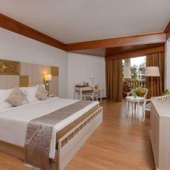 Отель Best Western Premier Bangtao Beach Resort & Spa 4* Улучшенный номер разные типы кроватей фото 5