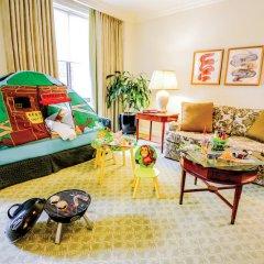 Four Seasons Hotel Washington D.C. закрытая детская игровая площадка