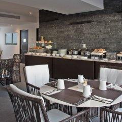 Отель Suites Malecon Cancun ресторан