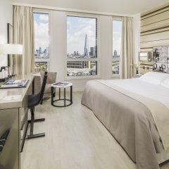 Отель H10 London Waterloo 4* Стандартный номер с различными типами кроватей фото 2