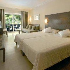Отель Beach Club Font de Sa Cala 4* Стандартный номер с различными типами кроватей