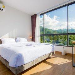 Отель Hill Myna Condotel 3* Номер Делюкс разные типы кроватей фото 2