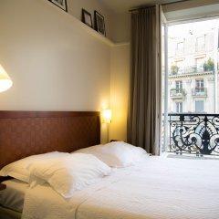 Hotel Quartier Latin 3* Стандартный номер с различными типами кроватей