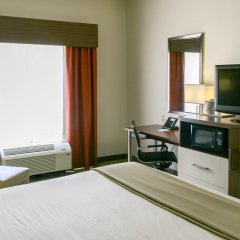Отель Holiday Inn Express Vicksburg 2* Стандартный номер с различными типами кроватей
