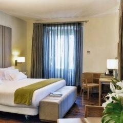 Отель NH Collection Palacio de Tepa 5* Номер Делюкс с различными типами кроватей