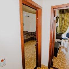 Гостиница Мандарин 3* Стандартный семейный номер с двуспальной кроватью фото 9