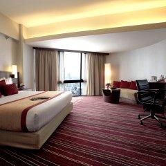 Ambassador Bangkok Hotel 4* Улучшенный номер