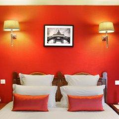 Hotel Trianon Rive Gauche 4* Стандартный номер с двуспальной кроватью
