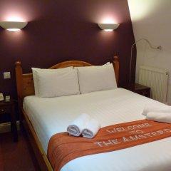 Amsterdam Hotel Brighton 3* Стандартный номер с двуспальной кроватью