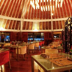 Отель Sofitel Bora Bora Marara Beach Resort Французская Полинезия, Бора-Бора - отзывы, цены и фото номеров - забронировать отель Sofitel Bora Bora Marara Beach Resort онлайн гостиничный бар